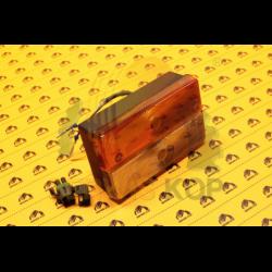 Lampa przednia z kierunkowskazem / JCB 3CX 4CX