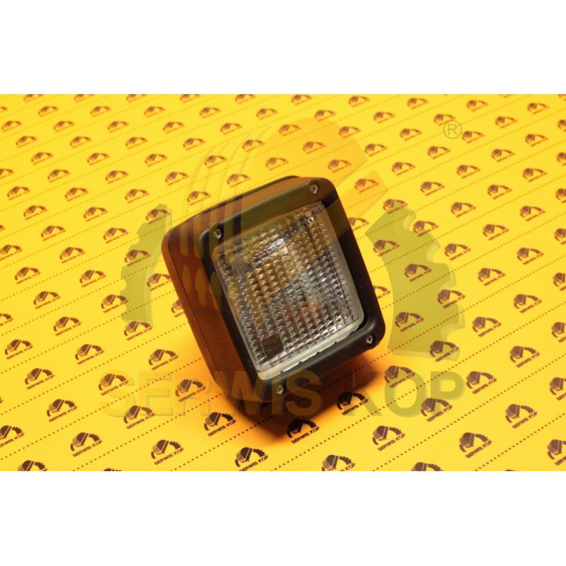 Klosz lampy tylnej JCB 3CX 4CX od 2001r. - 700/50024