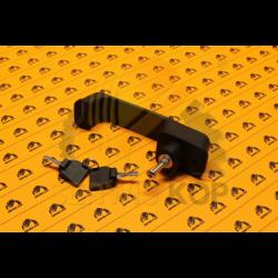 Klamka drzwi / JCB 3CX 4CX