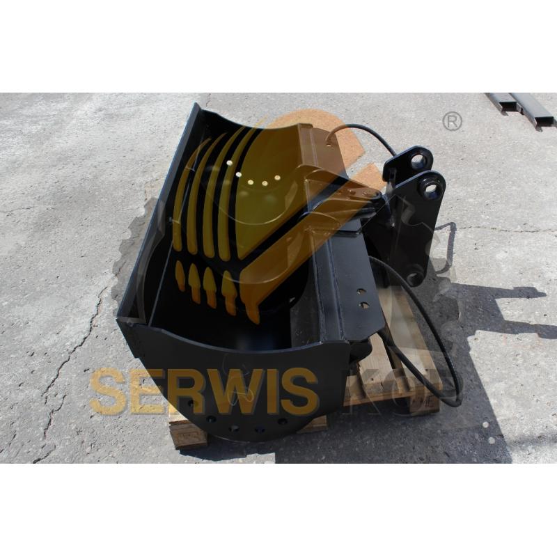 Siłownik gazowy do drzwi / JCB 3CX 4CX - 123/05403Z