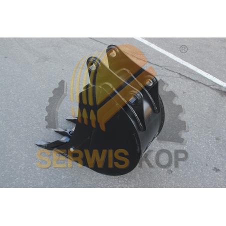 Czujnik ciśnienia oleju - Koparki JCB JS130-200