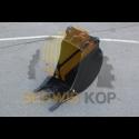 Wheel track idler - JCB JS160-220 / CASE / CASE : CX 160/210/225/240 - JRA0214