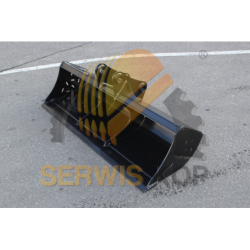 Łyżka skarpowa 150cm TEREX - Lemiesz HB400