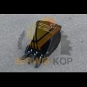 Czujnik zbliżeniowy do ładowarek teleskopowych JCB 525, 537 - 701/60076