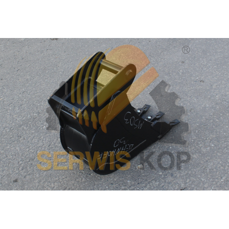 Solenoid hydroclamp assembly / JCB 3CX 4CX