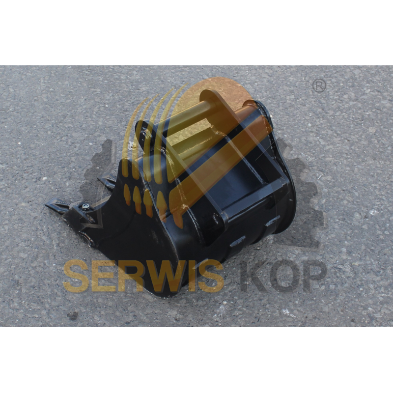 Propshaft JCB 3CX 4CX - Manual transmission / Front axle - 914/56400