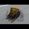 Tipping link główny do minikopark JCB 802 - 233/02401