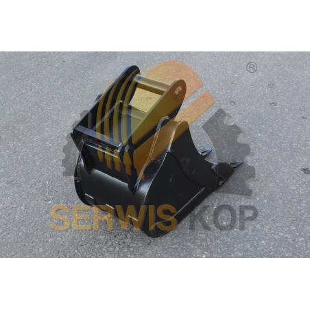 Kompletna szklanka odstojnika paliwa 3CX 4CX