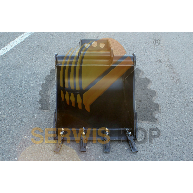 Plate friction / JCB 3CX 4CX Loadall - 445/03205