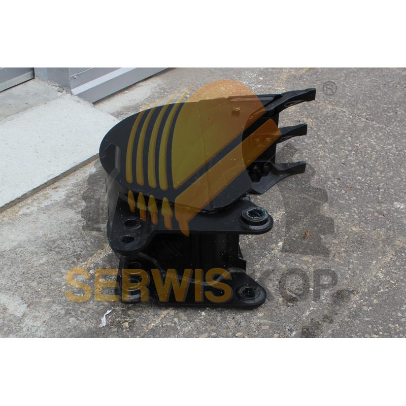 Kolanko obudowy hydroklapy / JCB 4CX 3CX - 816/90548