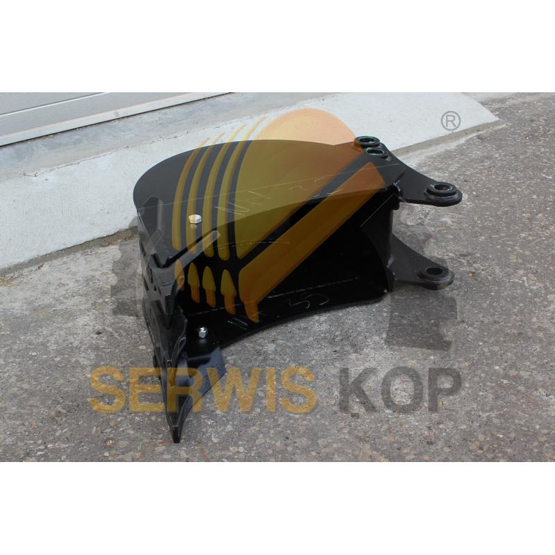 Czujnik temperatury wody/oleju transmisji - JCB FATRAC - 716/28800