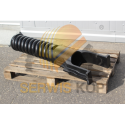 Toeplate / bolt 2406x203x19 / CAT - 1187110