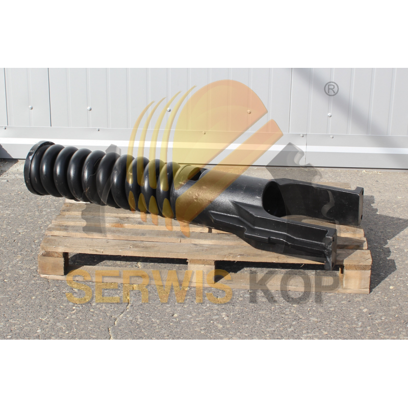 Bolt and nut for teeth / JCB MINI - bilateral - 826/01112