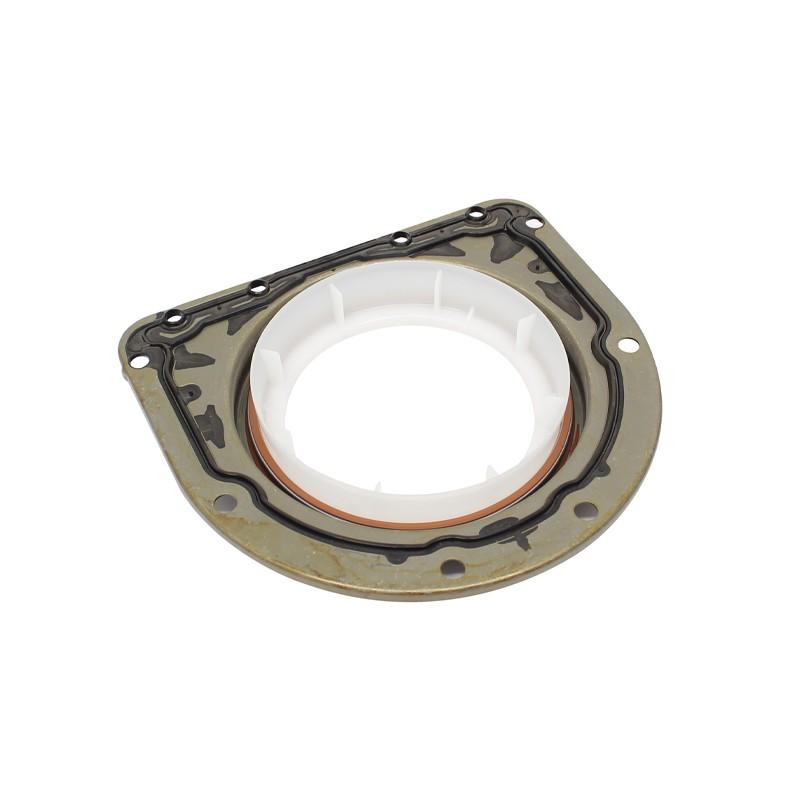 Simering z obudową na wał korbowy / JCB 3CX 4CX FASTRAC - 02/202370