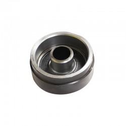Naklejka na stabilizatory czarna / JCB 3CX 4CX - 817/16552