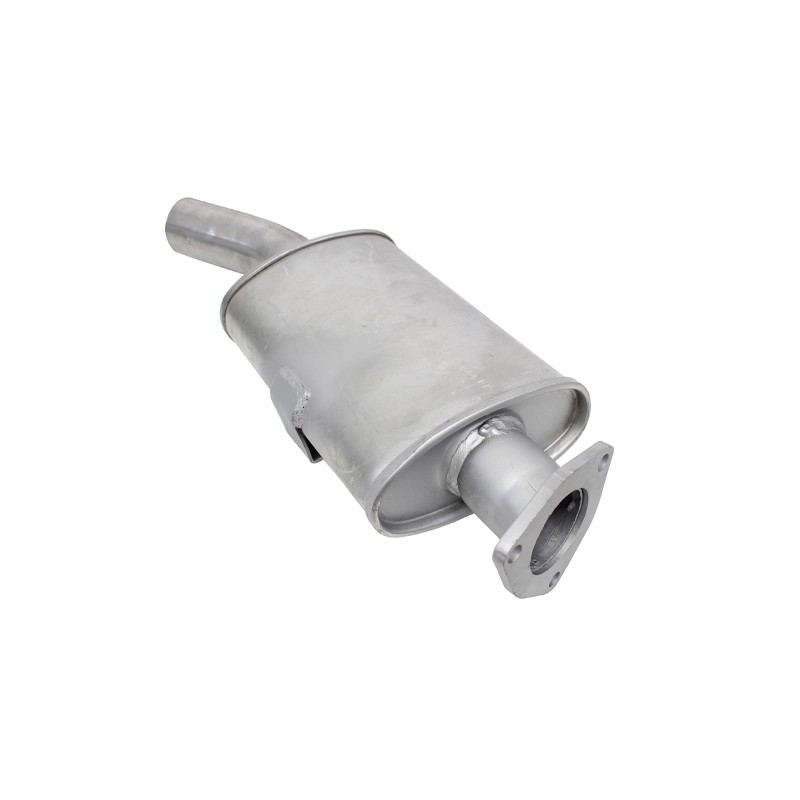 Silencer - Engine AB Turbo / JCB 3CX 4CX - 123/03963