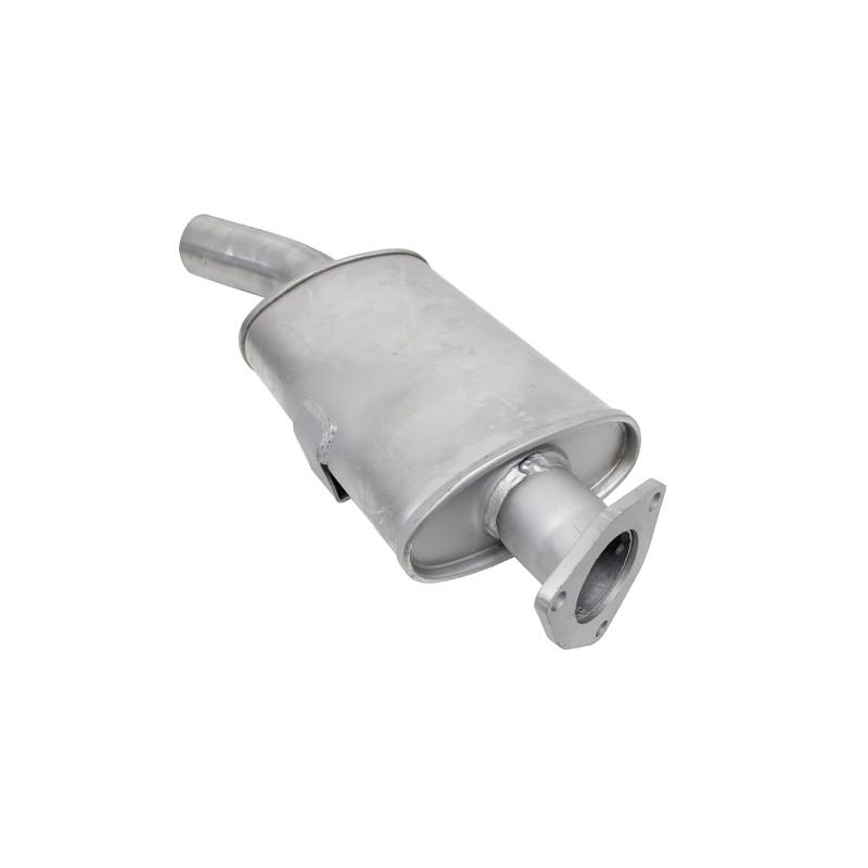Tłumik - Perkins AB Turbo / JCB 3CX 4CX - 123/03963