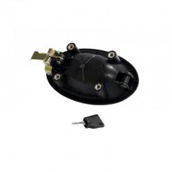 Klamka drzwi JCB / Kabina P21 3CX 4CX - 331/43118 / 332/A3731