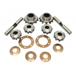 Gear set differential - 6 Gears 2 pins 6 washers / JCB - 450/11000