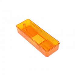 LeLens amber direction indicator / JCB 3CX 4CX - 700/16001