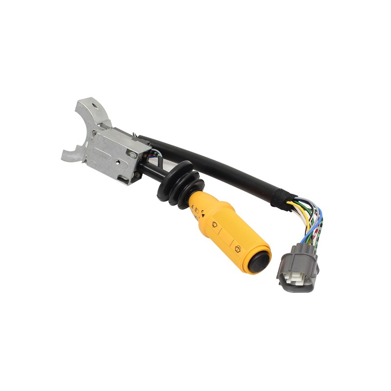 Przełącznik kierunków, świateł, wycieraczek / JCB 3CX 4CX - 701/37702