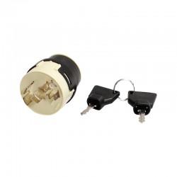 Switch ignition JCB 2CX 3CX 4CX Loadall - 701/80184