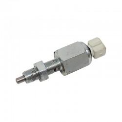 Switch footbrake white top - 701/80266