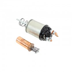 Solenoid switch motor starter / JCB 2CX 3CX 4CX Loadall - 714/40160