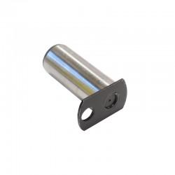 Pin kingpost bottom 70mm x 140mm / JCB 3CX 4CX - 911/40048