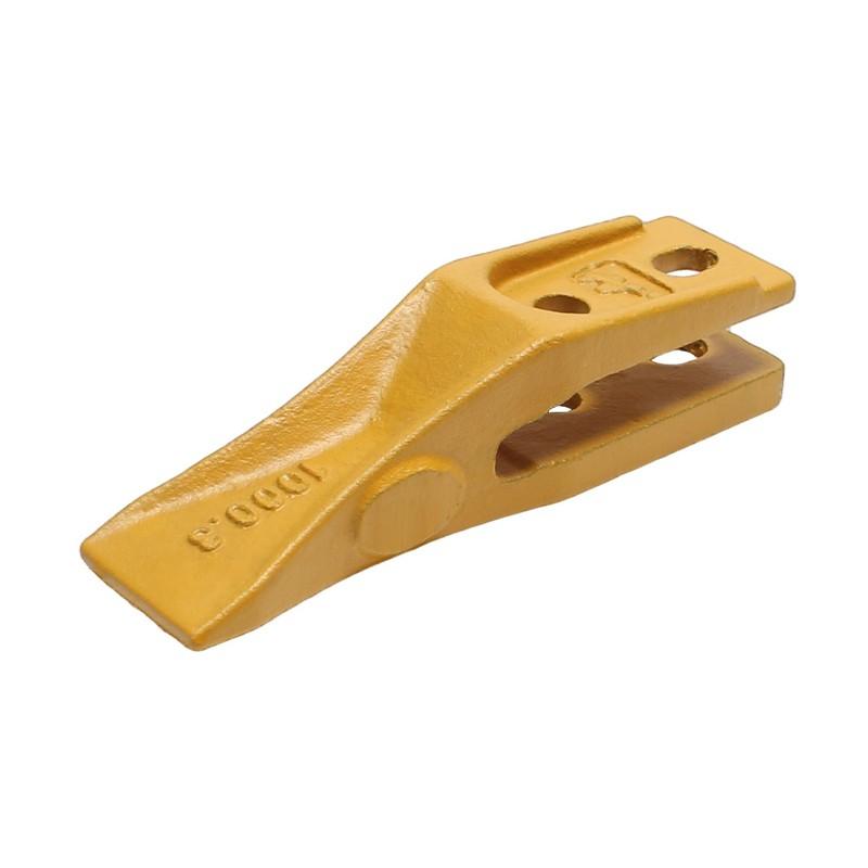 Ząb środkowy dwustronny uniwersalny do Minikoparek - 1000.3