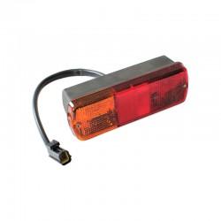 Lampa Tylna / JCB 3CX 4CX 1997-2001r - 700/41600