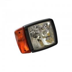 Lampa drogowa z kierunkami / JCB 4CX 3CX - LEWA - 700/50054