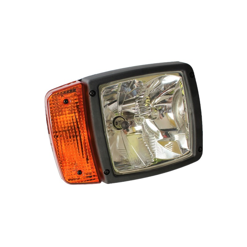 Lampa drogowa z kierunkami / JCB 4CX 3CX - PRAWA - 700/50055
