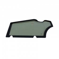Glass right hand door - Cab P21 / JCB 3CX 4CX - 827/80144