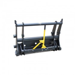 Quickhitch loader mechanical - Q-FIT / JCB 3CX 4CX - 980/89487