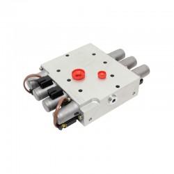 Valve assembly 4 speed - Transmission JCB - 459/M3087 / 459/M5109