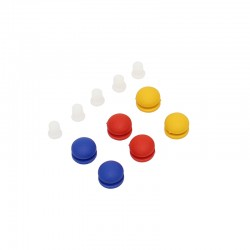 Zestaw naprawczy przycisków do joysticka / Ładowarki JCB - 701/80457