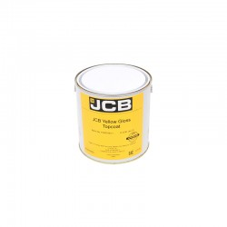 Paint JCB - full gloss yellow 2.5L - 4220/0402