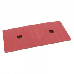 Pad wear flat matching CAT 428E - 2269764