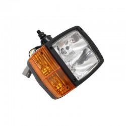 Lampa drogowa z kierunkowskazem LEWA / VOLVO BL71 - VOE11881088