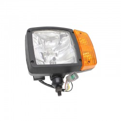Headlamp assy indicator included / VOLVO BL71 - VOE11881088