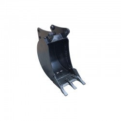 Bucket 40cm for C.A.T 428B 428C - HB400 blade