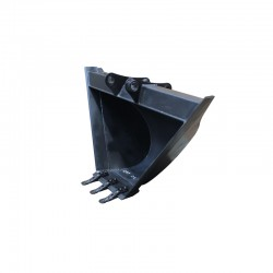 Bucket ditching tapered for C.A.T 428D 428E 428F 432E - COBRA HARDOX