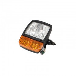 Headlamp assy indicator included / VOLVO BL71 - 11882263