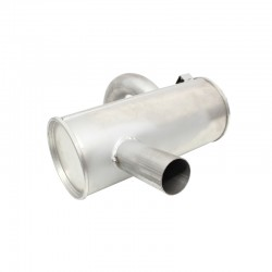 Silencer - Engine AA / JCB 3CX 4CX - 993/66200