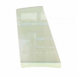 Glass left side window - Cab P21 / JCB 4CX 3CX - 827/80269