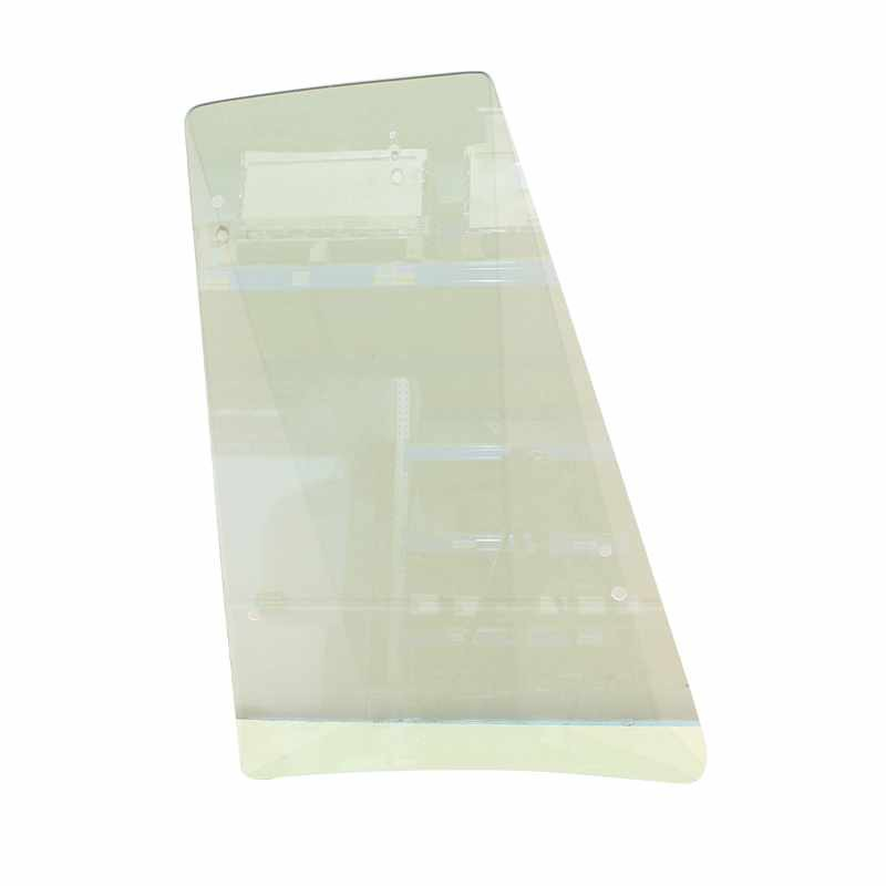 Szyba boczna lewa - Kabina P21 / JCB 4CX 3CX - 827/80269