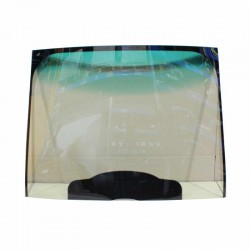 Glass front screen - Cab P21 / JCB 3CX 4CX - 827/80139