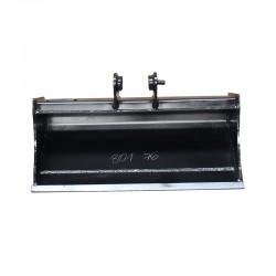 Bucket grading 76cm - MINI JCB 801/8020, MICRO - 522/06400