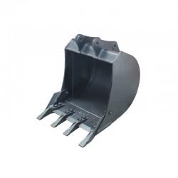 Bucket 60 cm - JCB 2CX, 3CX COMPACT, MIDI CX - 528/01200